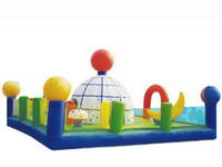 Inflatable Small Observatory Fun Land Amusement Park Playground