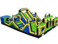 Inflatable Elements Obstacle Course For All Ages