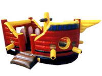 Inflatable Corsair Bouncer GA-603