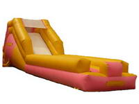 Inflatable Yellow Junior Water Slide