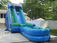 Backyard Use Inflatable Water Slide
