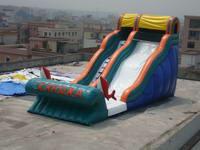 Inflatable Octopus Castle for Amusement Park-