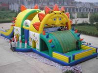 Best Seller Inflatable Giant Amusement Park Bouncer