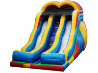 Giant Inflatable Classical Gravity Max Slide