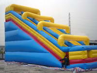 Color Customized Inflatable Standard Style Slide