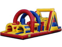 Inflatable obstacle course race OBS-602