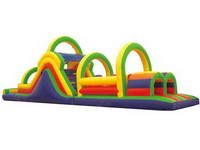 Inflatable obstacle course race OBS-603