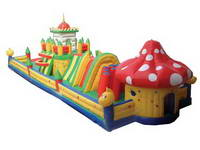 Inflatable obstacle course OBS-511
