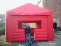 Stand Grande Inflatable Delux Stall