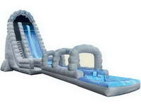 Roaring River Extreme Dual Lane Water Slide