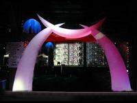 Inflatable Lighting arch-148