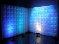Inflatable lighting Wall-200