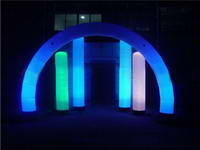 Inflatable Lighting arch-15