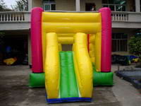 Inflatable Bounce House with Slide BOU-377-1