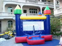 Inflatable Bounce House BOU-545