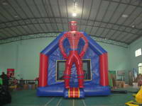 Inflatable Spiderman Bouncer BOU  100-2
