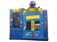 Inflatable Bounce House BOU-393