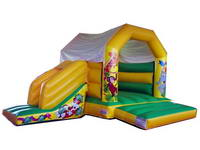 Inflatable Castle BOU-1678