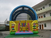Great Fun Inflatable Bouncer for Theme Party Rentals