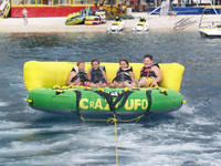 Sports Stuff Crazy UFO Towable Ski Tubes Inflatable Water Sports for Sale