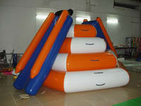 New Arrival Colors Inflatable Water Tower for Sale