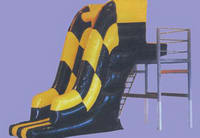 Commercial Grade Inflatable Water Cruiser Slide for Sale