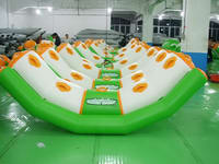 Custom Made Inflatable Water Totter for Sale