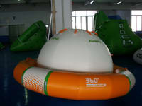 Commercial Grade 12 Foot Inflatable Water Saturn for Adults