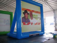 Commercial Grade Welding Inflatable Advertising Billboard for Sale