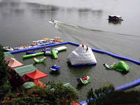 High Quality Larger Inflatable Water Park for Sale