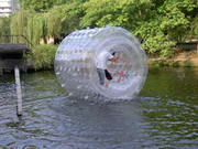 Transparent Water Roller Ball,Clear Rolling Ball for Sale