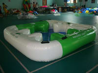 Hot Sale Fiesta Island Inflatable Boat for Summer Leisure