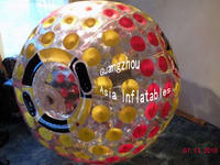 Custome Made 1.8m Human Hamster Ball for kids