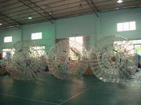 OEM Transparent Zorb Ball for sale