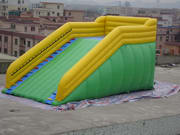 New Design Inflatable Zorb Ramp for Carnival