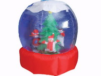 Inflatable Snow Globe-1013 6ft