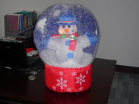 Inflatable Snow Globe-1003 2ft