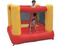 Inflatable Mini Circus Spiderman Bouncer