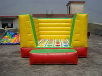 Animal Zoo Commercial Inflatable Bouncer Moonwalk