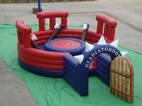 Best Design Inflatable Gladiator Duel Arena for Sale