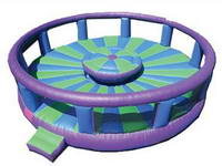 Safety and Durable Inflatable Gladiator Arena for Rentals