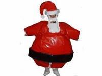 Santa Claus Sumo Wrestling Suits