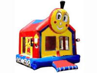 Guranteed Inflatable Choo Choo Bouncer House for Promotion