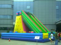 Inflatable Climbing Wall SPO-413