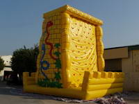 Inflatable Climbing Wall SPO-210