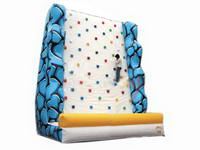 Inflatable Climbing Wall with Sheer Face SPO-208-4