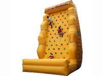 Inflatable Climbing Wall with Sheer Face SPO-208-3