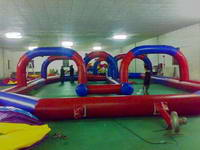 Inflatable Race Track SPO-19-4