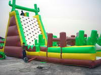 Inflatable Climbing Slide SPO-87