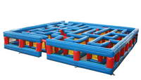 Commercial Larger Square Inflatable Maze for Sale